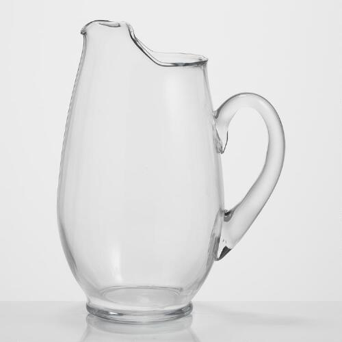 Mario Glass Pitcher | World Market