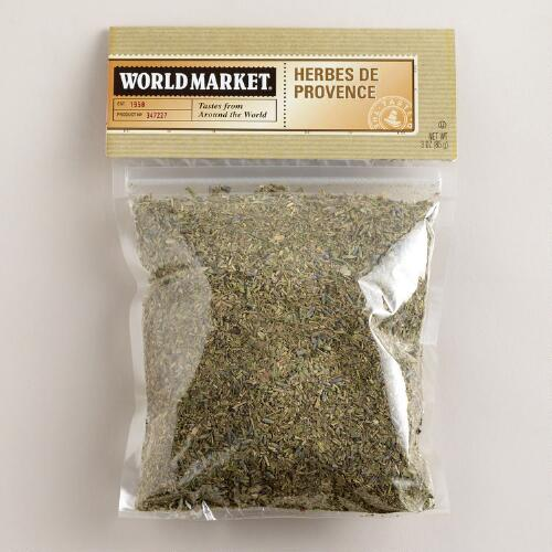 World Bazar: Herbs De Provence World Market® Spice Bag