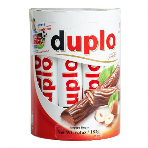 World Bazar: Ferrero Duplo Bars, Set Of 2