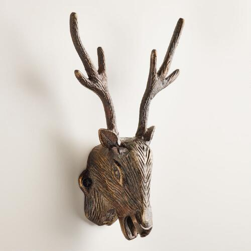 Wall Mounted Stag Bottle Opener World Market