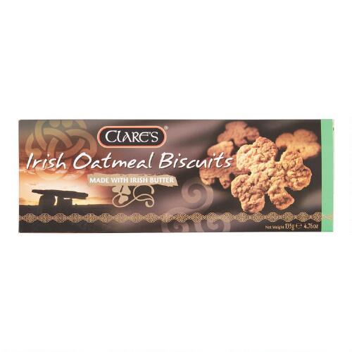 Grace's Irish Oatmeal Biscuits | World Market