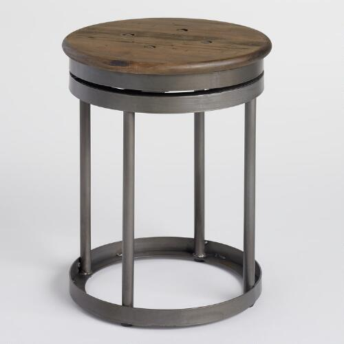 Industrial Kitchen Auctions: Galvin Industrial Stool