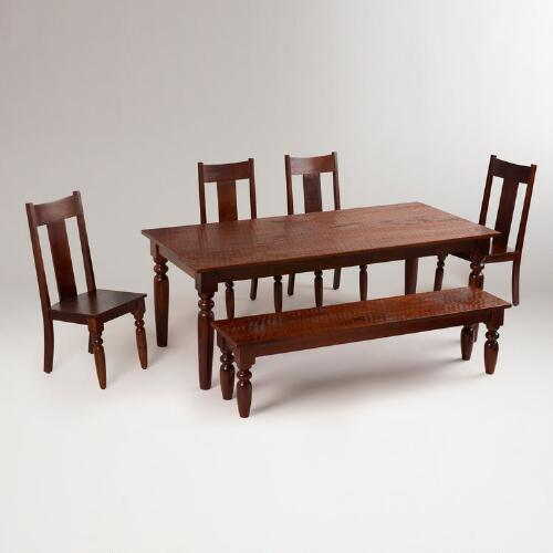 Dining Tables World Market: Sourav Dining Collection