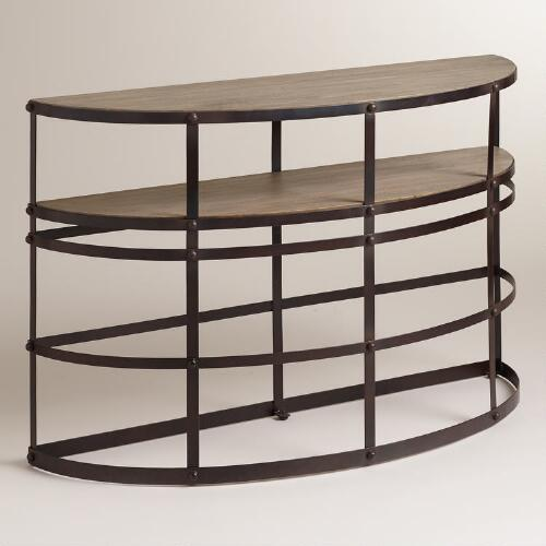 Worley Coffee Table: Worley Console Table