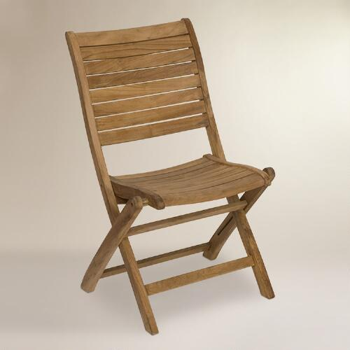 Best 25  Folding Teak Chairs