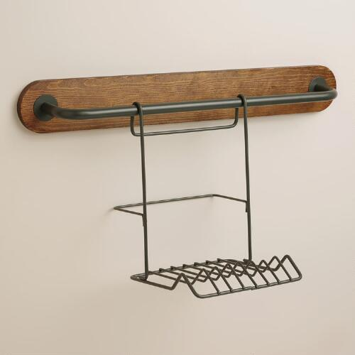 Modular Kitchen Shelf: Modular Kitchen Wall Storage Plate Rack