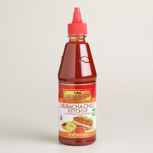 Lee Kum Kee Sriracha Chili Ketchup | World Market