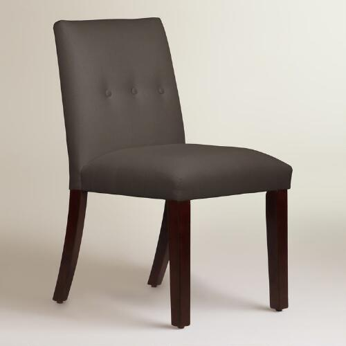Twill Jule Upholstered Dining Chair | World Market