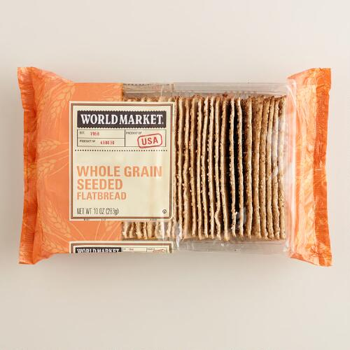 World Market® Whole Grain Seeded Flatbread | World Market