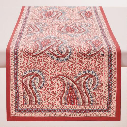 52517_XXX_v1.jpg?Coral Paisley market world Runner Table table Escala  runner