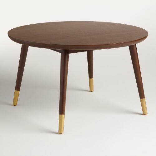 Gold Coffee Table World Market