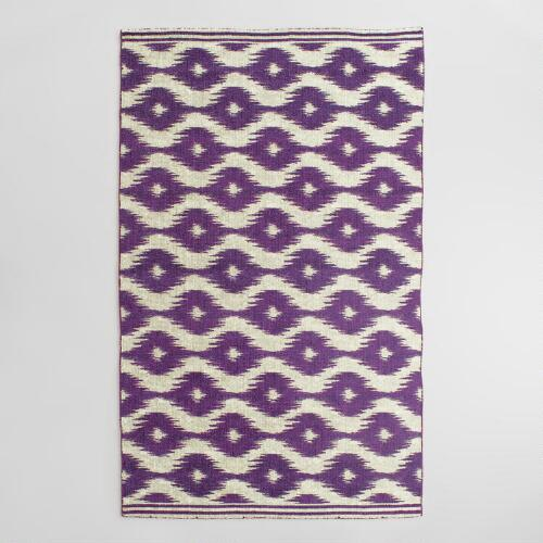 Throw Rugs At Dollar General: 5x8 Ikat Tufted Foley Area Rug