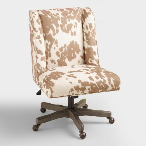 Palomino Ava Upholstered fice Chair