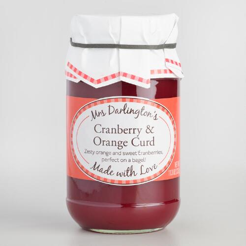 Mrs. Darlington's Cranberry and Orange Curd | World Market