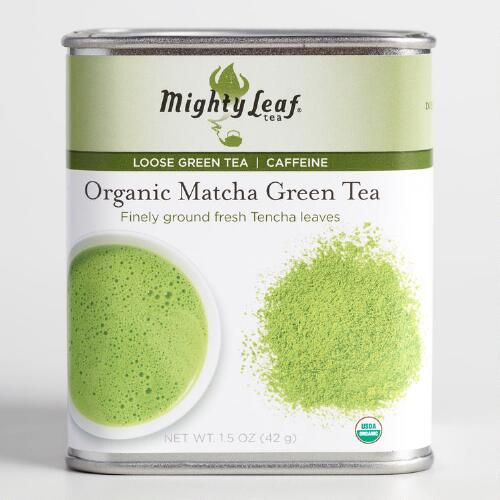 Mighty Leaf Organic Matcha Green Tea | World Market