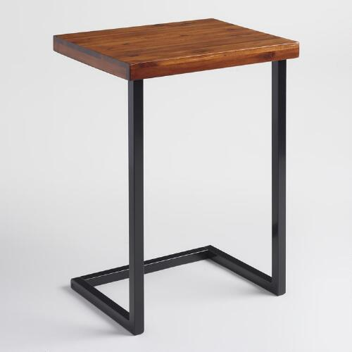 Cost Plus Table: Alemeda Laptop Table
