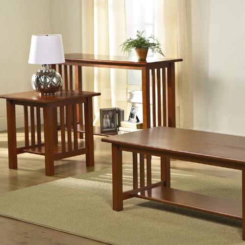 Walnut Mission Furniture Collection