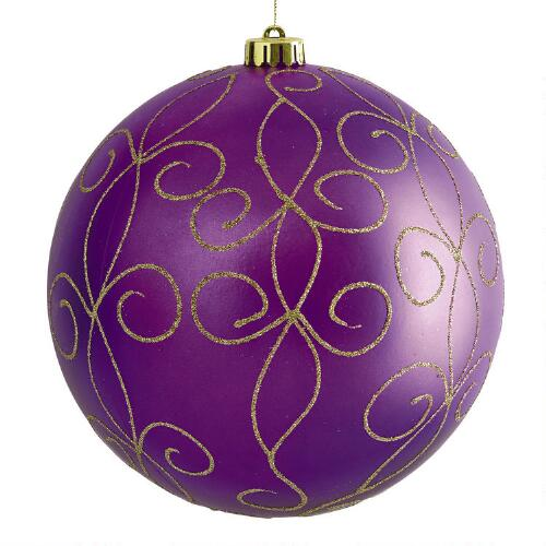 Find great deals on eBay for jumbo christmas ornaments. Shop with confidence.