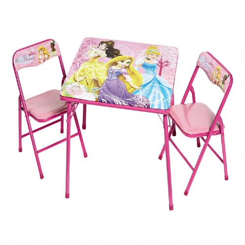 Disney 174 Princess Table With Chairs Set Christmas Tree