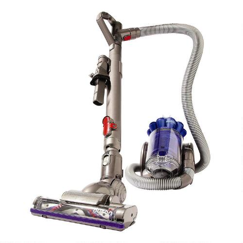 how to clean a dyson vacuum canister