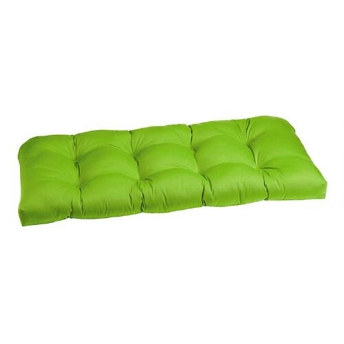 Green Double U Indoor Outdoor Chair Cushion Christmas Tree Shops AndThat