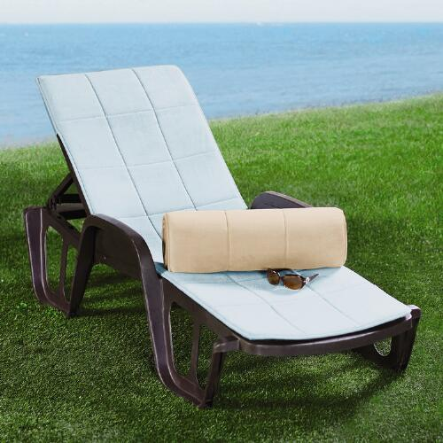 Memory Foam Lounge Chair Cover