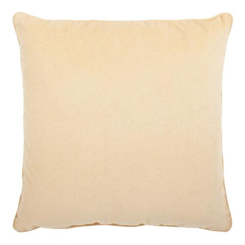 Should I Throw Away Old Pillows : Solid Pebbled Plush Square Throw Pillow Christmas Tree Shops andThat!