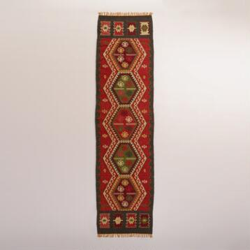 2.5' x 10' Pradeep Wool Runner