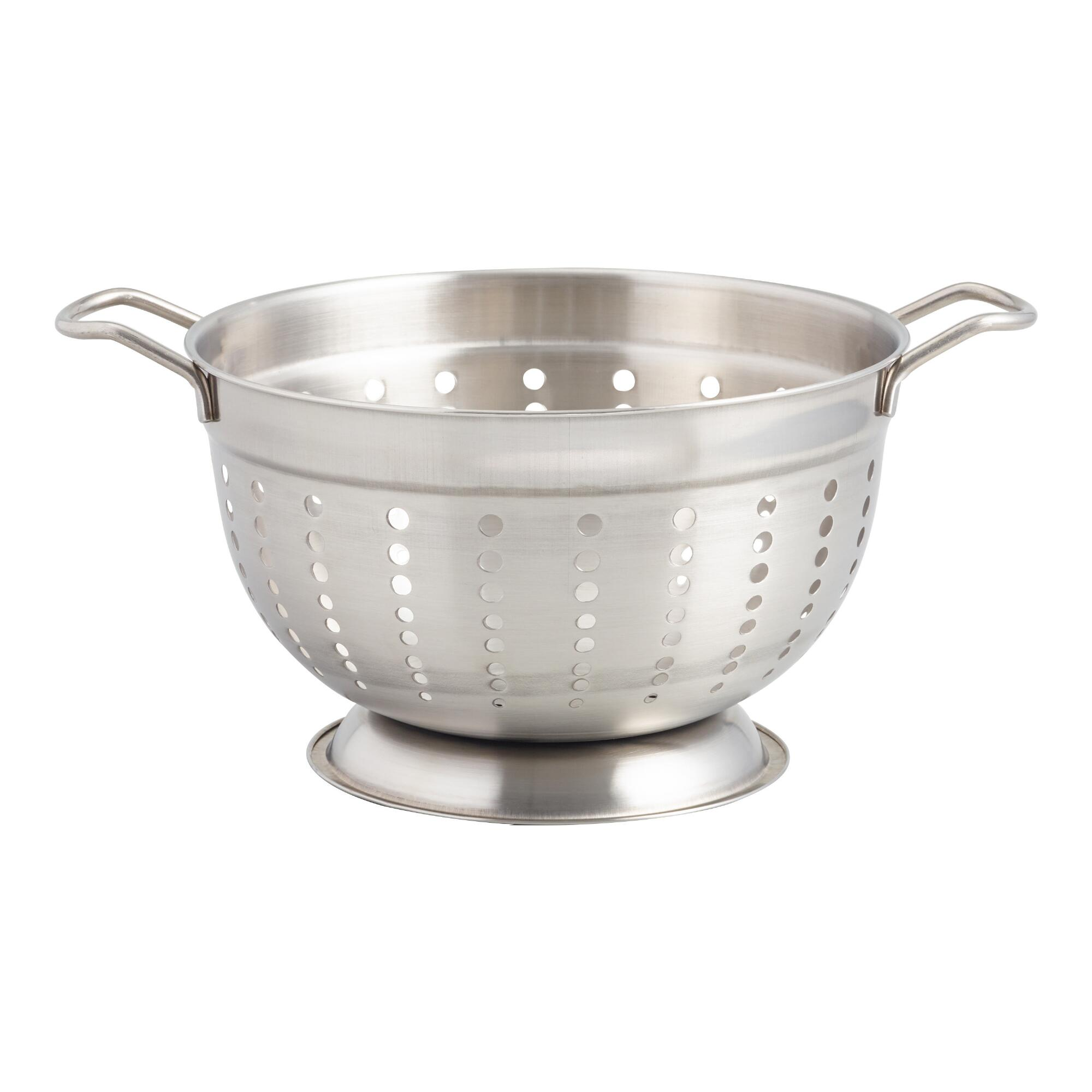 Colander: See Selections Of Colanders And Strainers NiftyKitchen.com