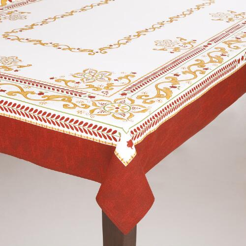 Lisbon Tablecloth
