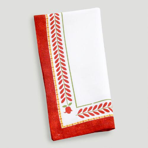 Lisbon Napkins, Set of 4