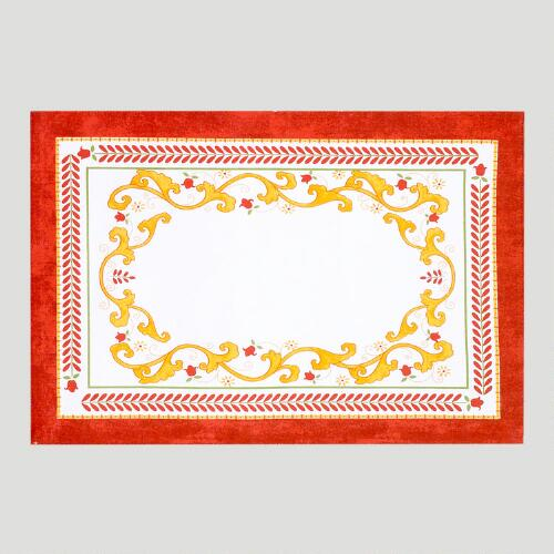 Lisbon Placemats, Set of 4