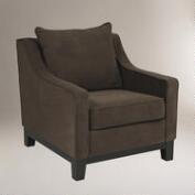 Walnut Baldwin Easy Chair
