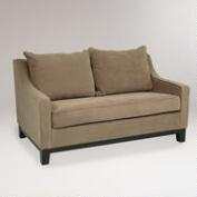 Easy Brownstone Baldwin Loveseat