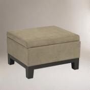 Brownstone Baldwin Easy Storage Ottoman