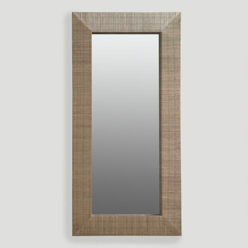 Mendong Mirror, Oversized