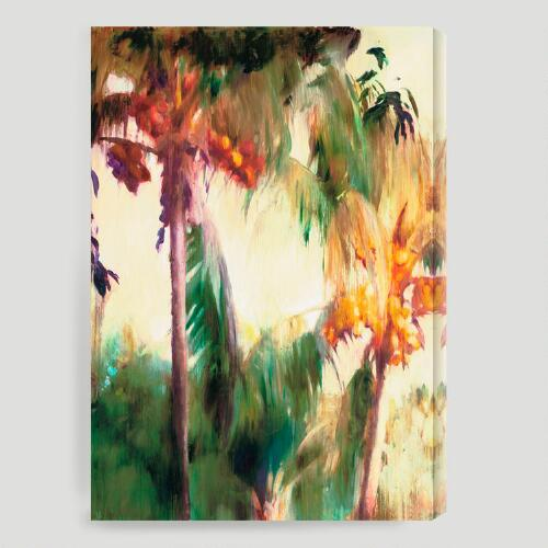 """Morning Palms"" by Allyson Krowitz"
