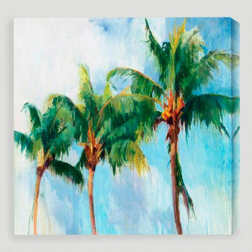 """Three Palms"" by Allyson Krowitz"