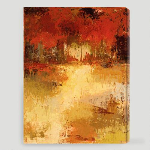 """Fall Foliage I"" by Caroline Ashton"