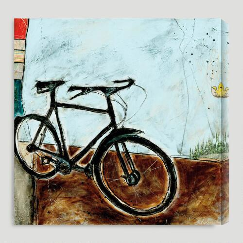 """Bicycle I"" by Joel Ganucheau"