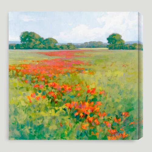 """Red Poppies II"" by Kim Coulter"