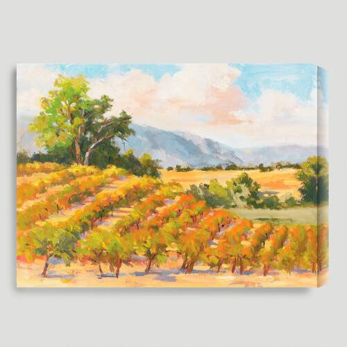"""Wine Province I"" by Karen Wilkerson"