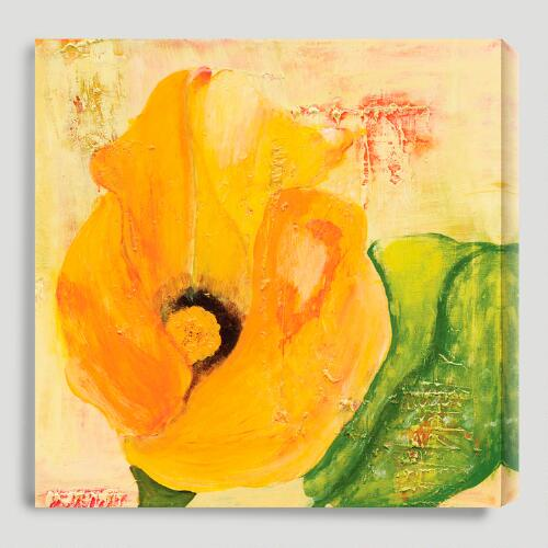 """Calla Lily in Orange"" by Laura Gunn"