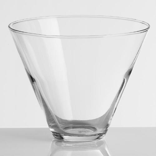 Stemless Martini Glasses Set of 4