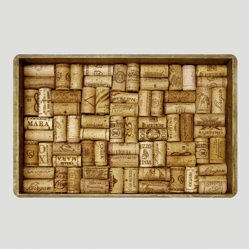Corks Cushion Floor Mat