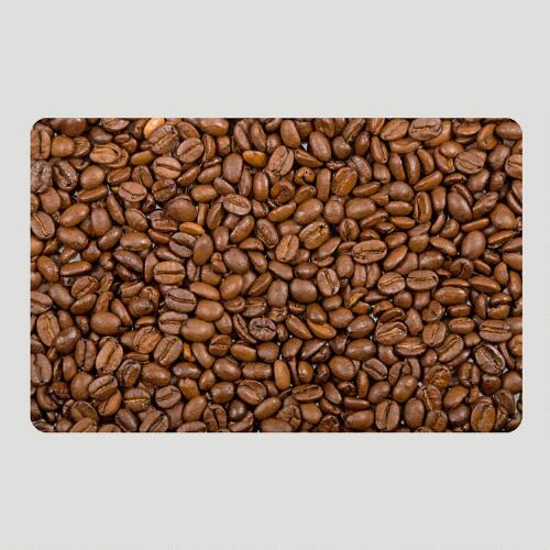 Coffee Beans Cushioned Floor Mat