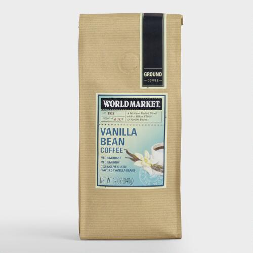 World Market® Vanilla Bean Coffee, 12 oz., Set of 6