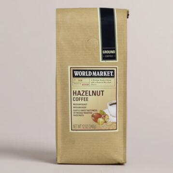 World Market® Hazelnut Coffee, 12 oz.