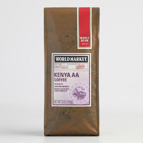 World Market® Kenya AA Coffee, Set of 6