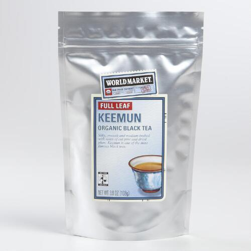 World Market® Organic Keemun Loose Leaf Black Tea